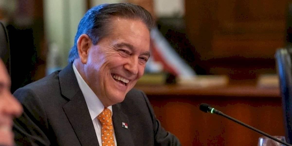 Presidente de Panamá pide tolerancia a la diversidad sexual