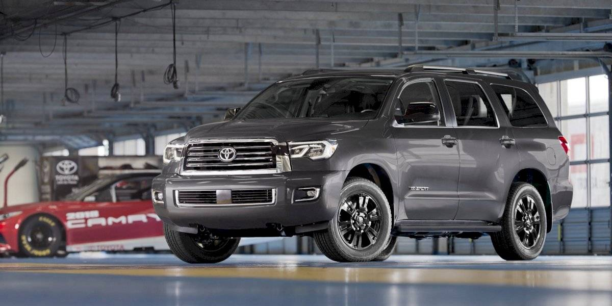 Llega a la Isla la Toyota Sequoia TRD 2020