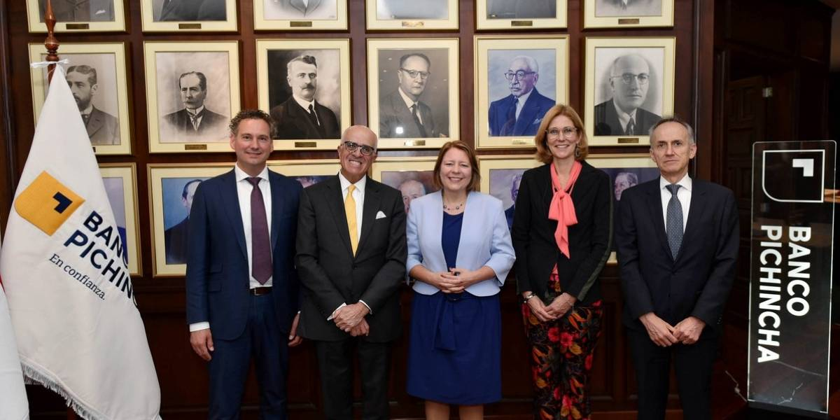 Banco Pichincha y Rabobank potencian el desarrollo rural y agrícola en Ecuador
