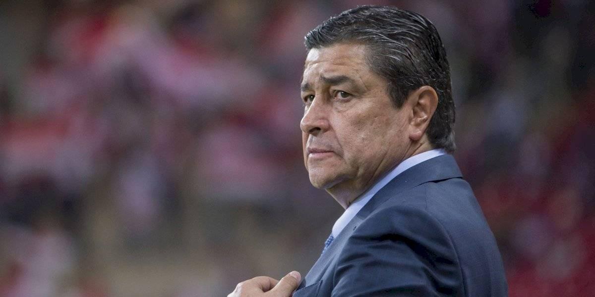 'Tenemos en mente hacer un gran cierre de torneo': Luis Fernando Tena