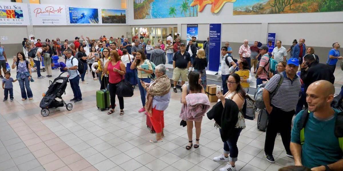 Aeropuerto de Aguadilla bate récord de pasajeros