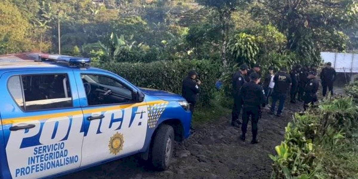 """Buscan desarticular al grupo criminal """"El Comanche"""", integrado por policías"""