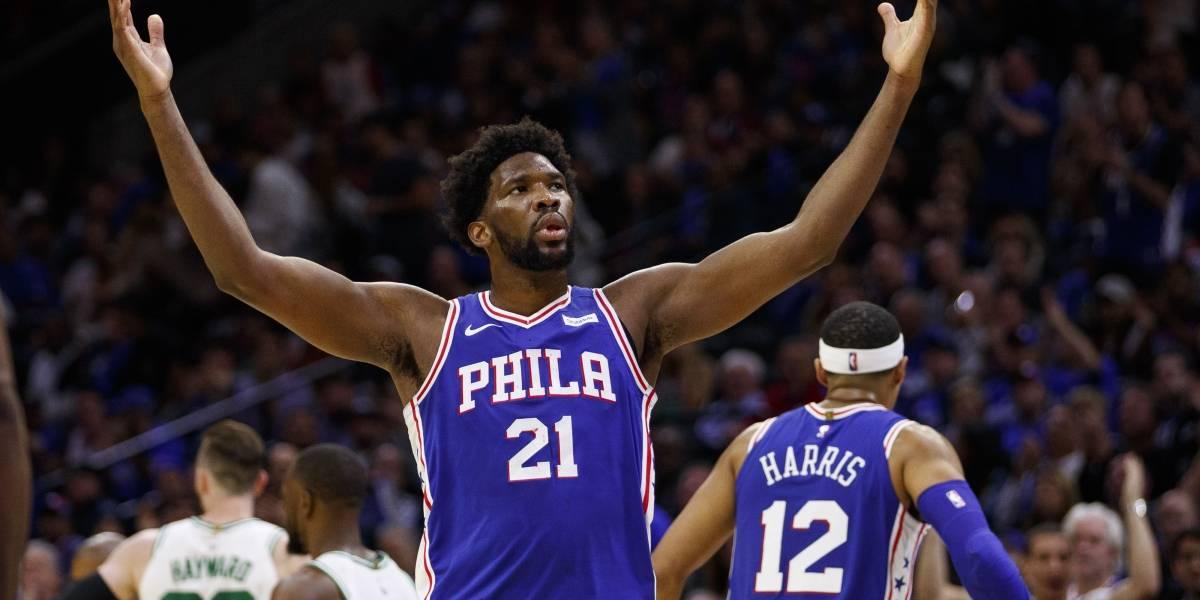 Expulsan a dos jugadores tras pelea en pleno juego de la NBA