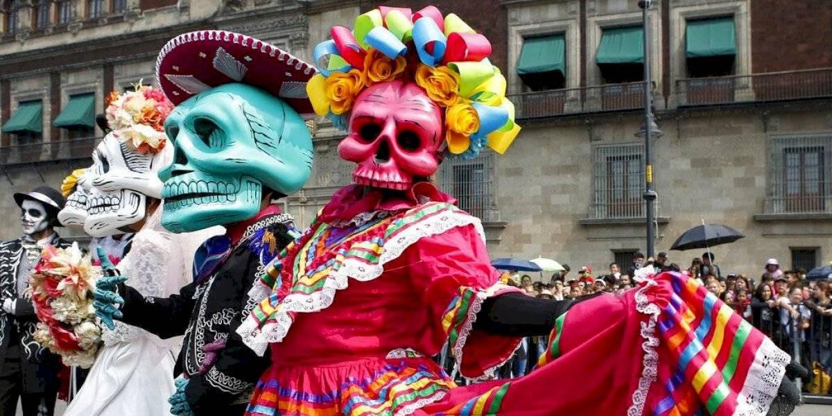 México celebra Día de los Muertos a 500 años de la conquista