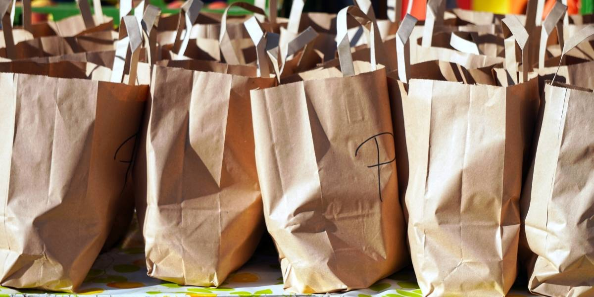 ¿Y entonces? Las bolsas de papel y de algodón también contaminan