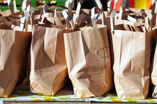 super calidad Excelente calidad obtener nueva Y entonces? Las bolsas de papel y de algodón también contaminan