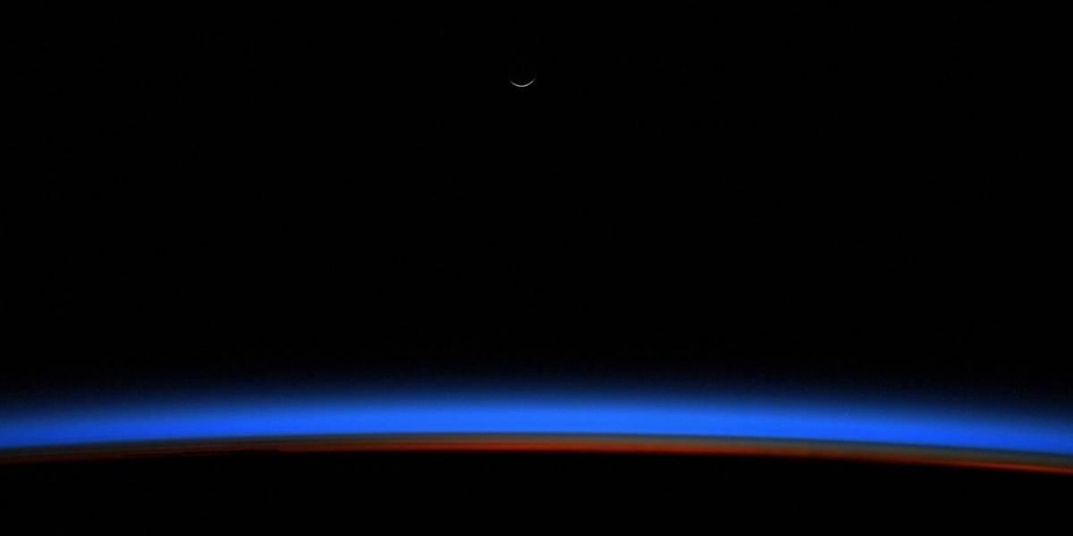 Astronauta da NASA registra impressionante imagem desde o espaço
