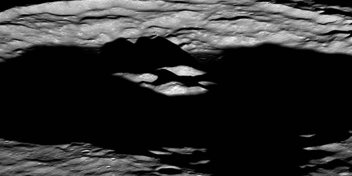 NASA divulga impressionante registro do amanhecer lunar