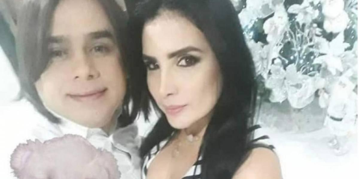 El tórrido romance de Aída Merlano con un jovencito