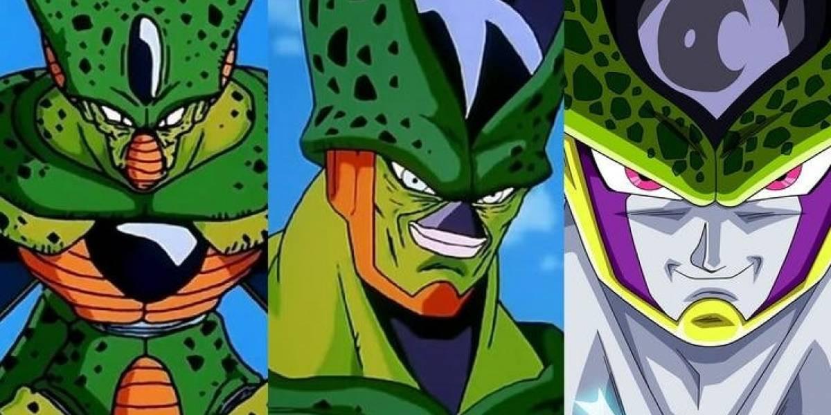 Muestran la primera imagen de cómo lucirá Cell en Dragon Ball Super
