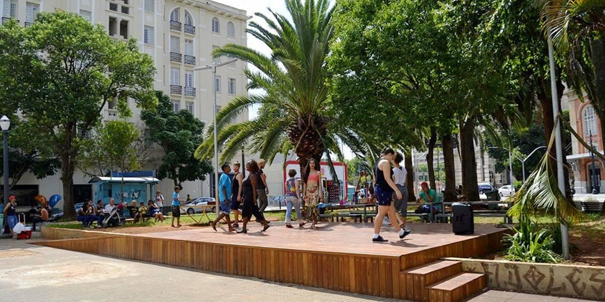 Centro Aberto: São Paulo terá cinco novas áreas de convivência para pedestres