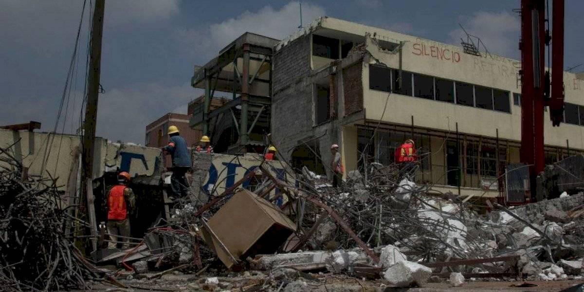 Detienen a DRO del colegio Enrique Rebsamen, colapsado en 19-S