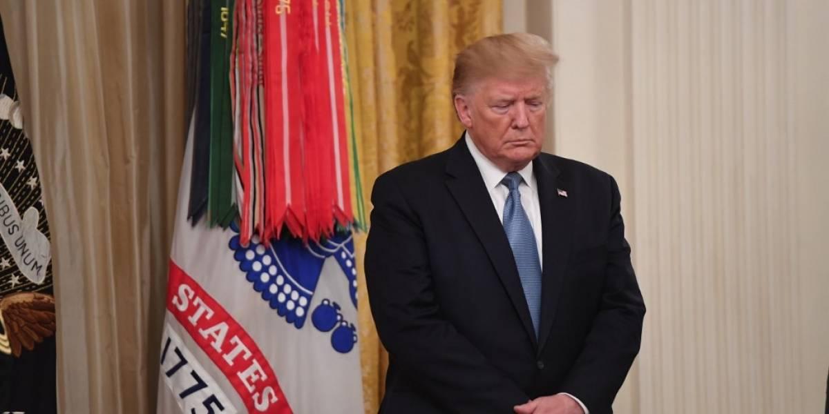 Congreso de EE. UU. vota a favor de formalizar investigación contra Trump