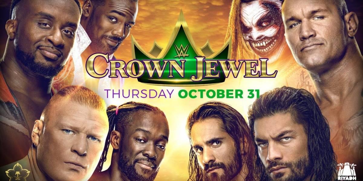 Resultados de WWE Crown Jewel 2019 en Arabia Saudita