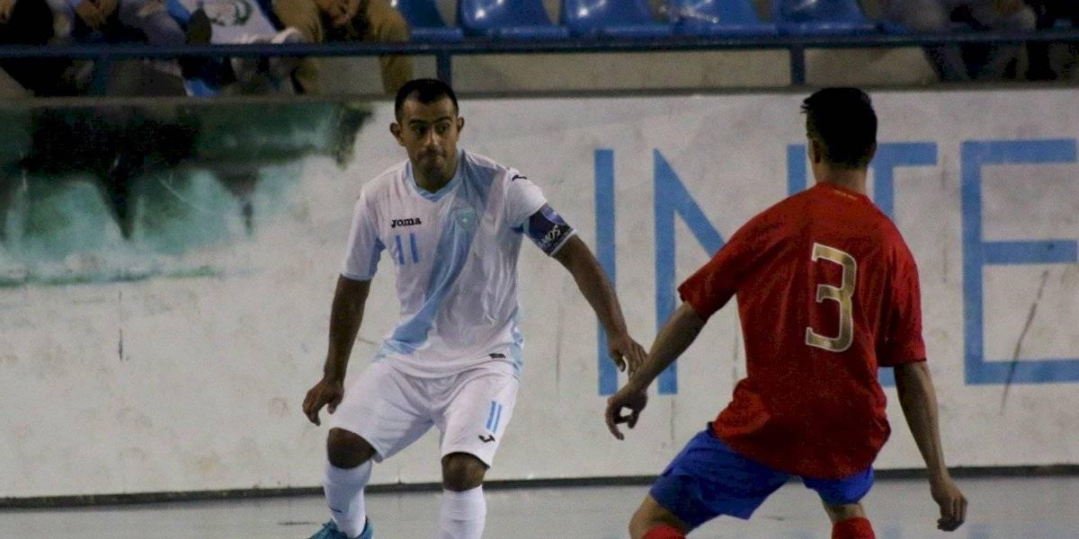 Guatemala buscará doblegar a Costa Rica esta noche