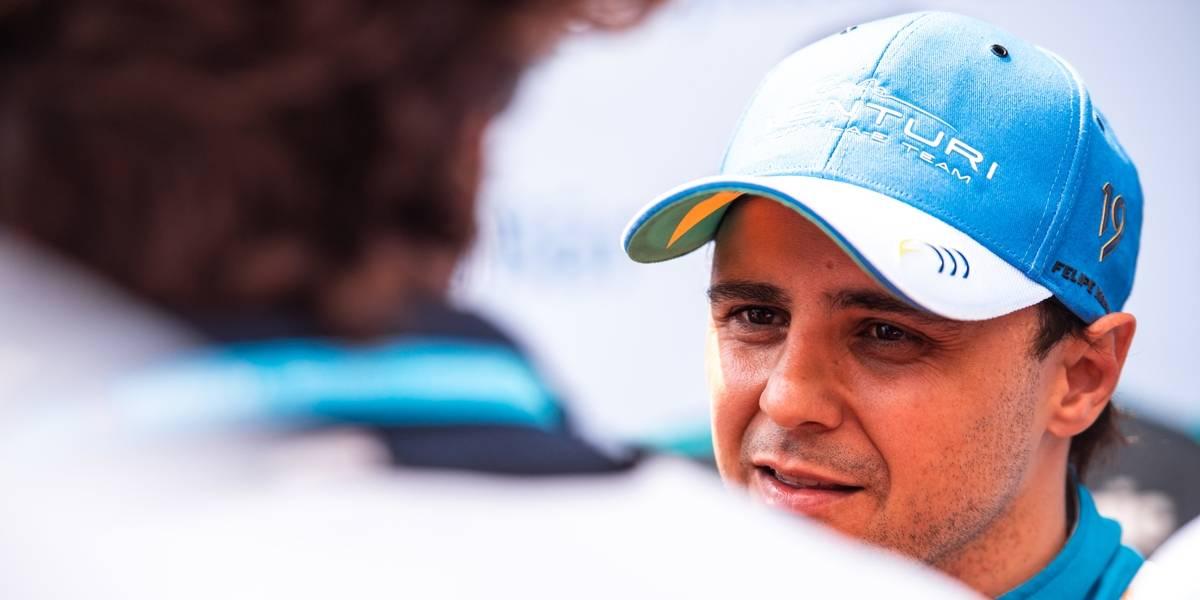 'Brasil está perdendo tempo ao não acertar com a Fórmula E', diz Massa