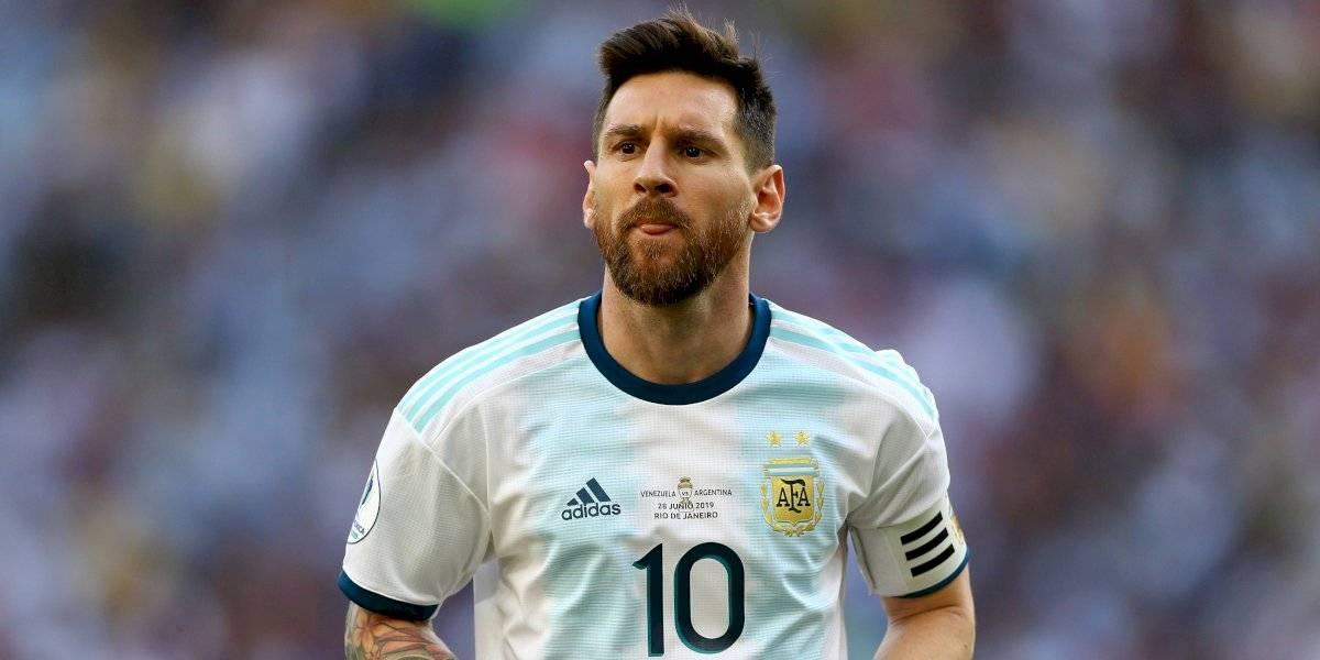 Tras cumplir sanción, Messi vuelve a convocatoria con Argentina