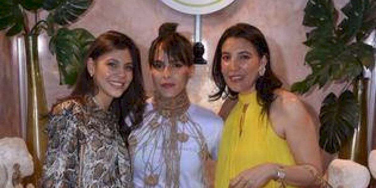 #TeVimosEn: Ingrid Rosario muestra colección Monstera en Dominicana Moda