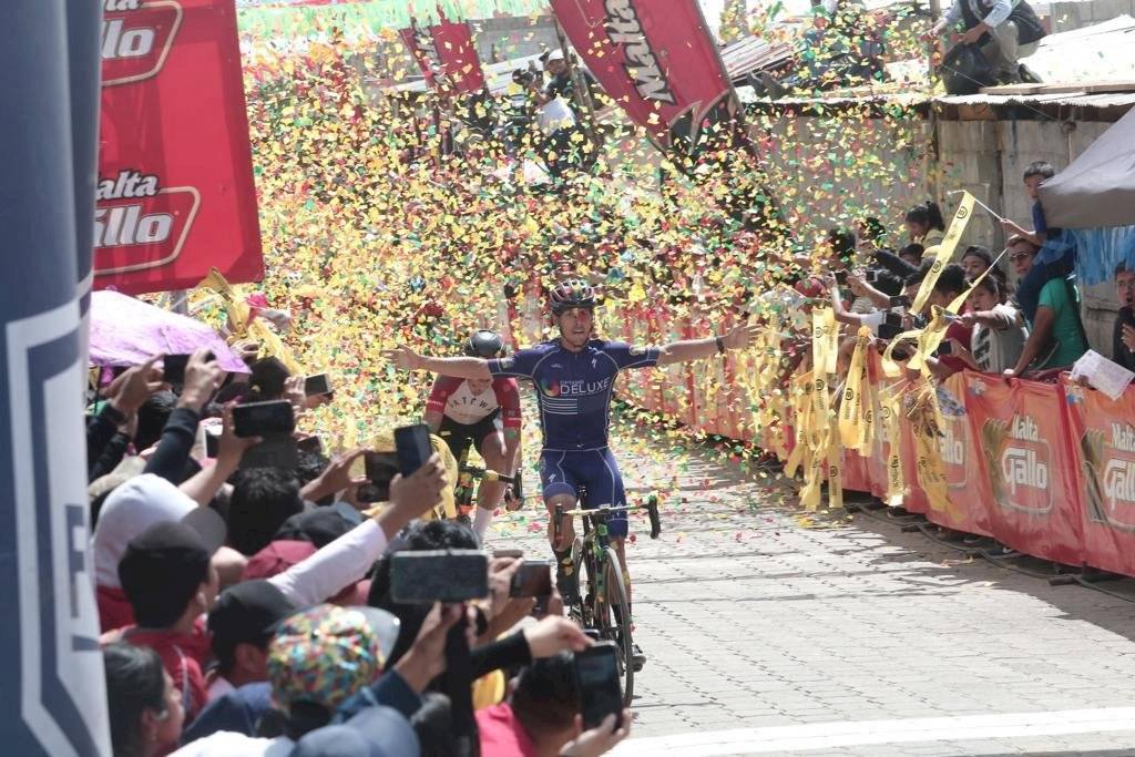 Novena etapa, Vuelta a Guatemala