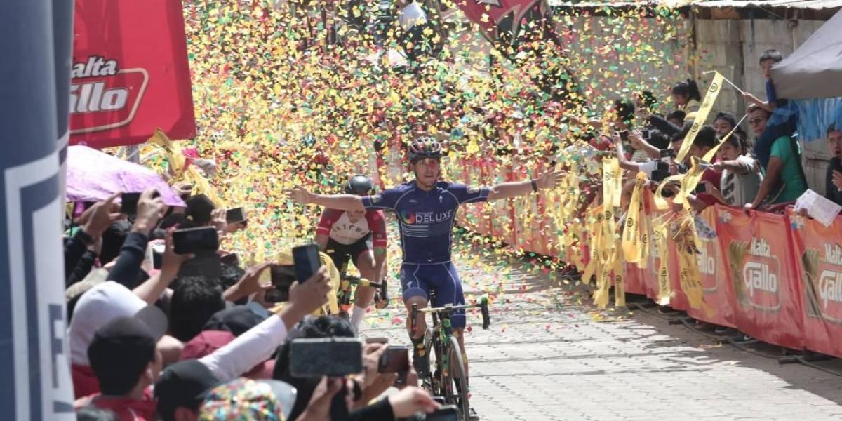VIDEO. Manuel Rodas virtual campeón de la Vuelta tras victoria de Julio Padilla