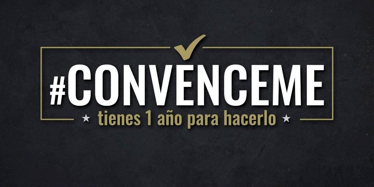 Univision Puerto Rico presenta #Convénceme: Tienes un Año para hacerlo