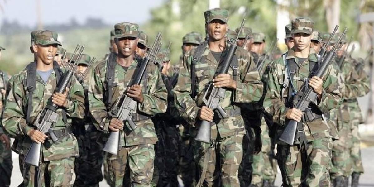 RD refuerza presencia militar en frontera con Haití ante protestas