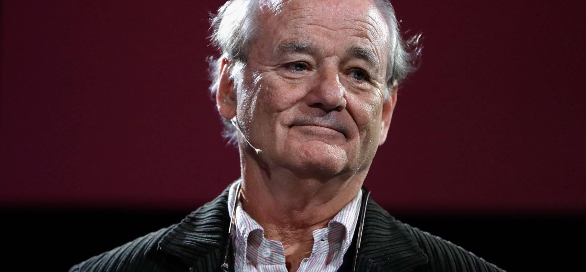 Bill Murray pide trabajo de mesero en un P.F. Chang