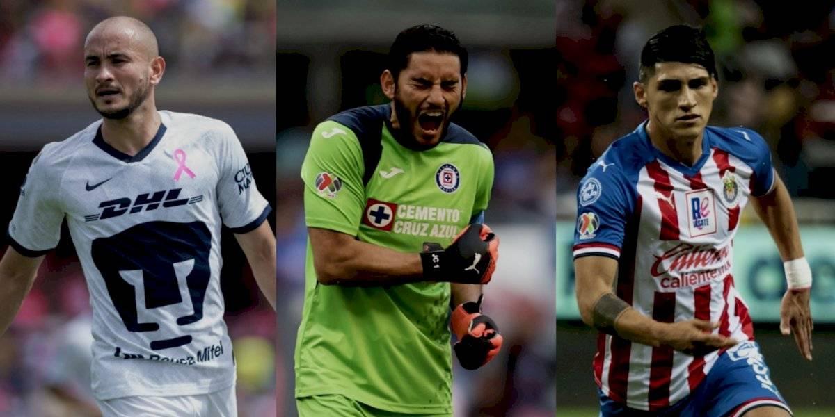 ¿Qué necesita Pumas, Cruz Azul y Chivas para entrar a Liguilla?