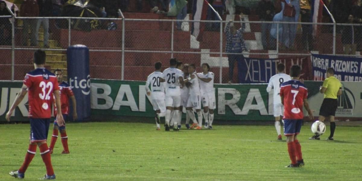 Comunicaciones toma el liderato del Apertura 2019 tras victoria ante Xelajú