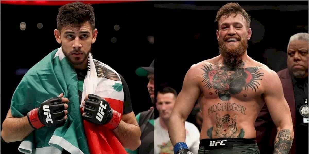 'Pantera' Rodríguez reta a McGregor a una pelea en el octágono del UFC