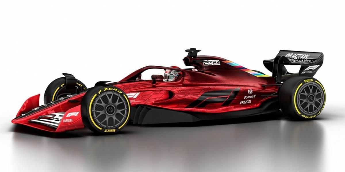 La Fórmula 1 presenta nuevas regulaciones para el 2021