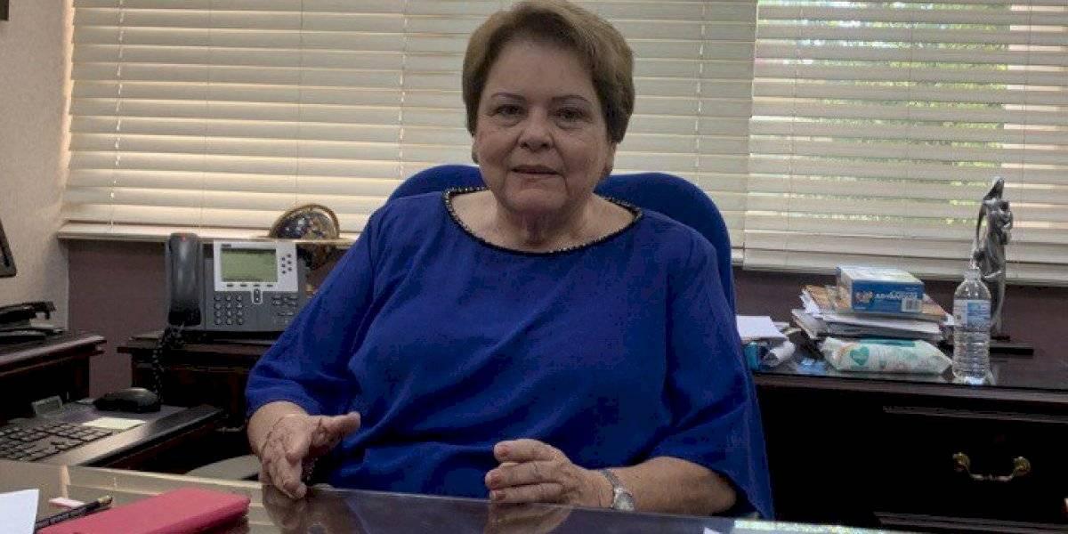 Aida Díaz asegura que la traicionaron