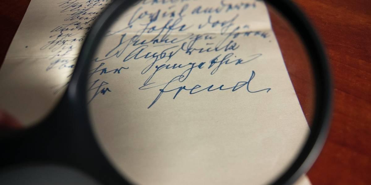 Subastarán carta de Freud en Jerusalén