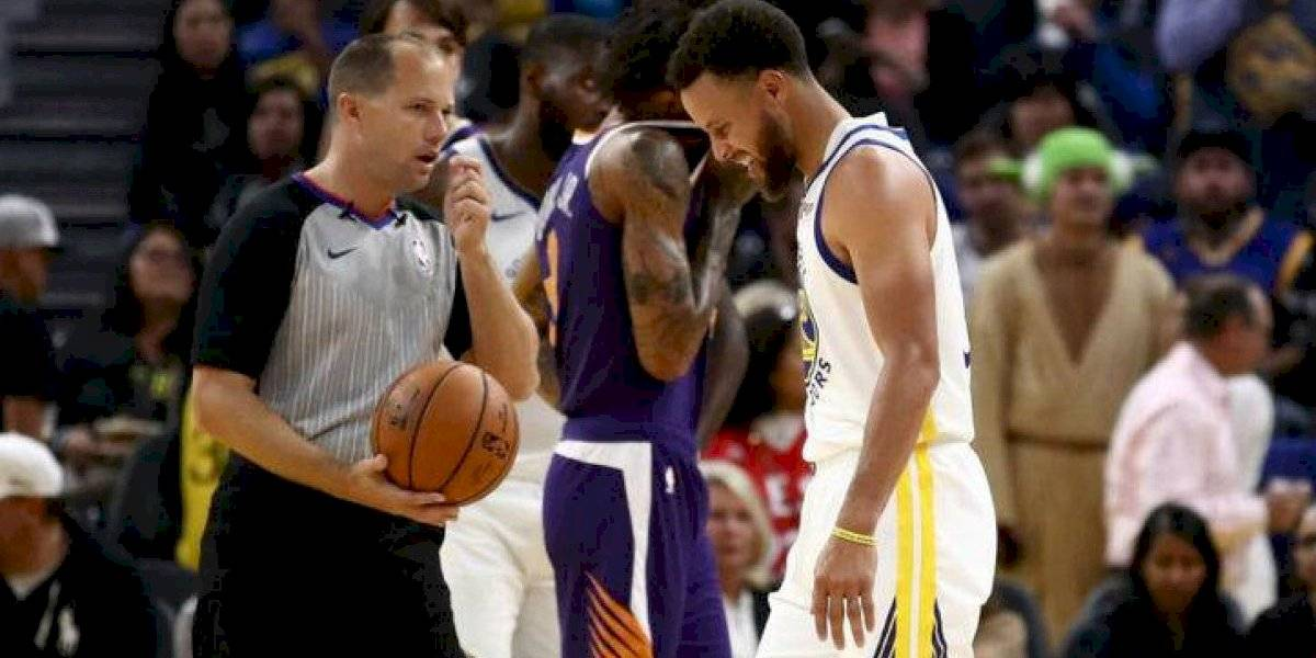 Curry se fractura y empeora el panorama de Golden State