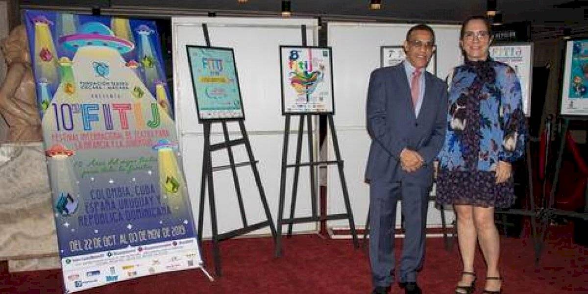 Teatro para educar y divertir a los infantes dominicanos