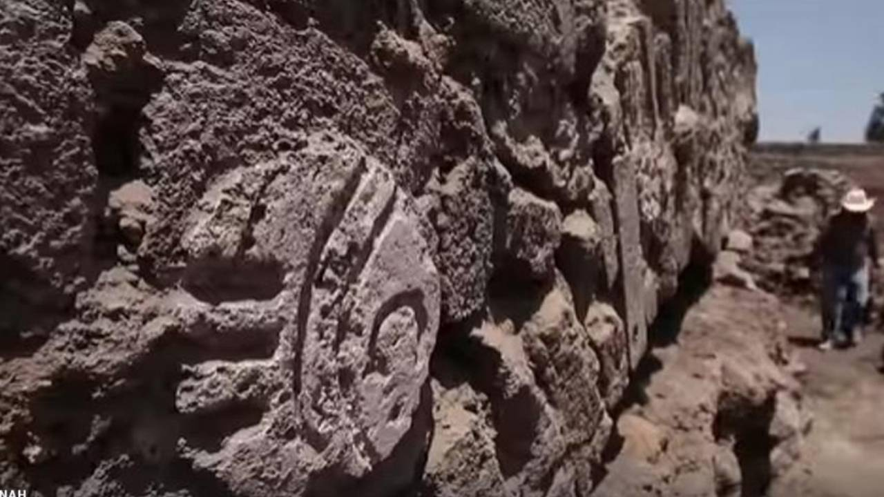 México túnel