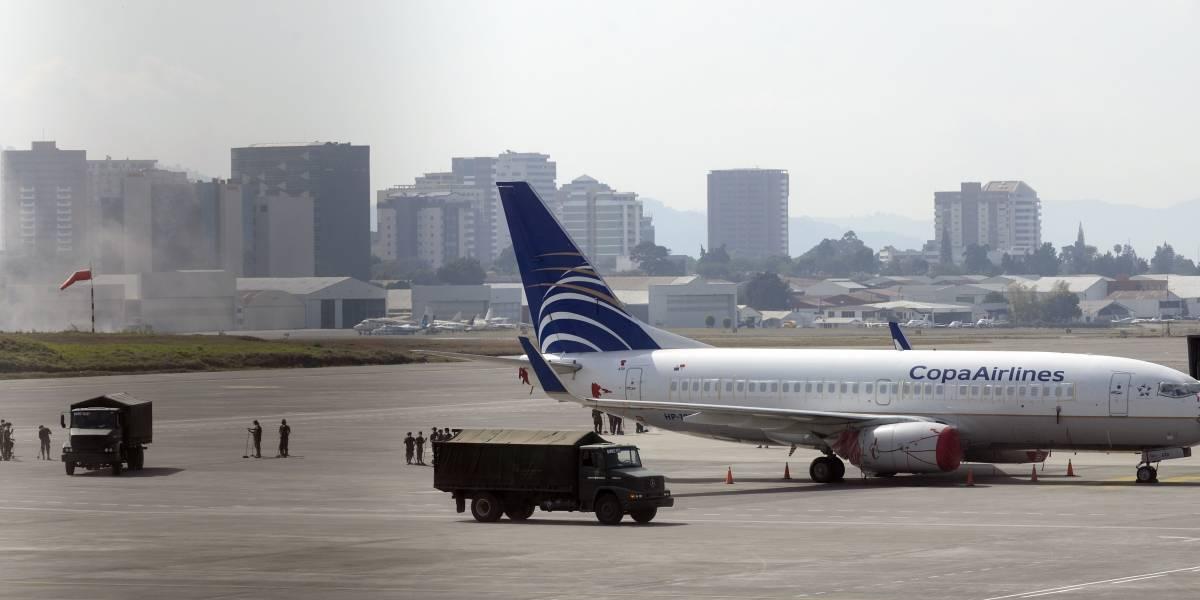 Aviación internacional exige que Guatemala se adapte a los estándares de cobros tributarios