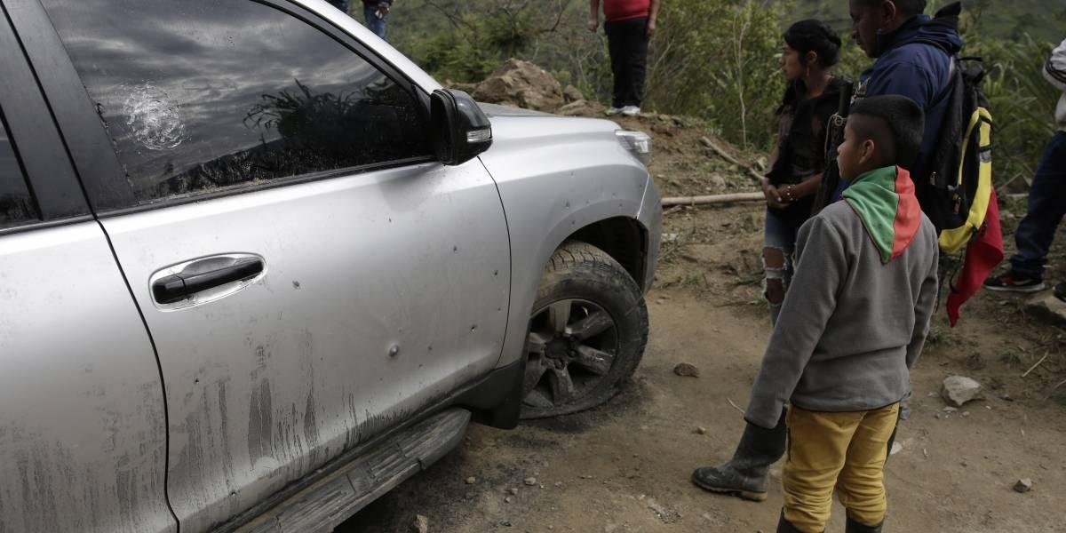 Asesinan escolta en zona donde masacraron diez personas