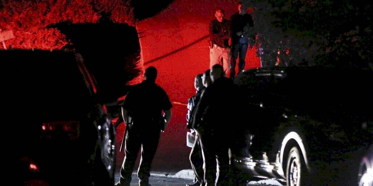 "Tiroteo durante ""Halloween"" en California deja cuatro muertos"