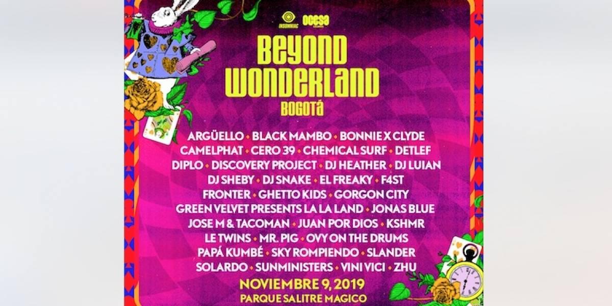 Galantis se retira de 'Beyond Wonderland' y será reemplazado por DJ ZHU