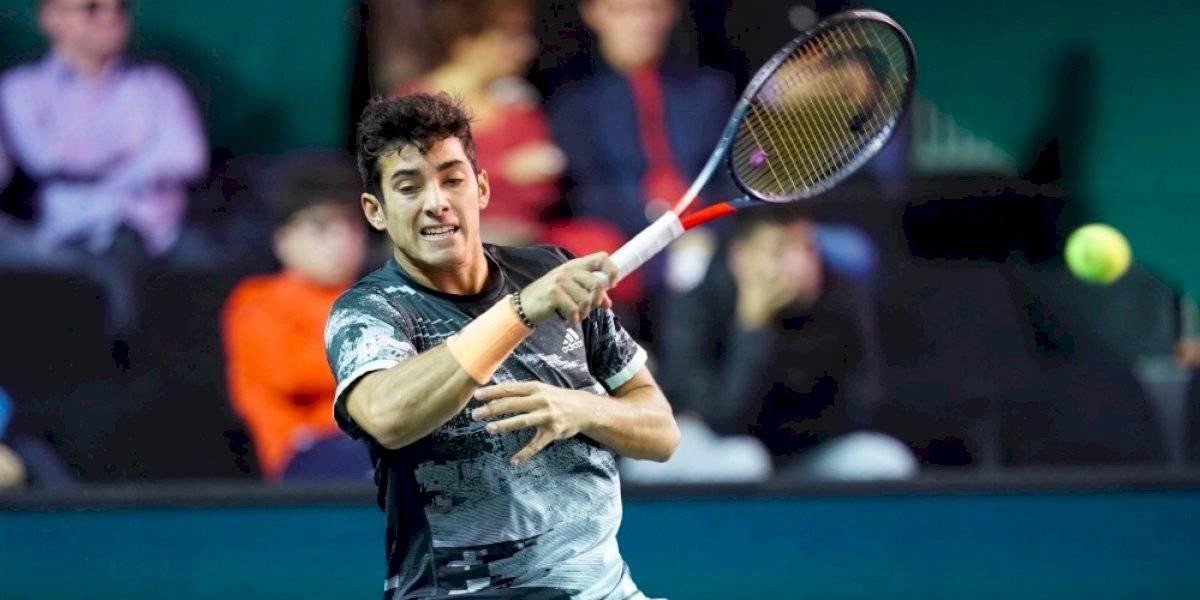 Así vivimos la derrota de Cristian Garin ante Grigor Dimitrov en los cuartos de final del Masters 1.000 de París