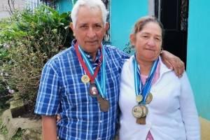 Padres de Manuel Rodas
