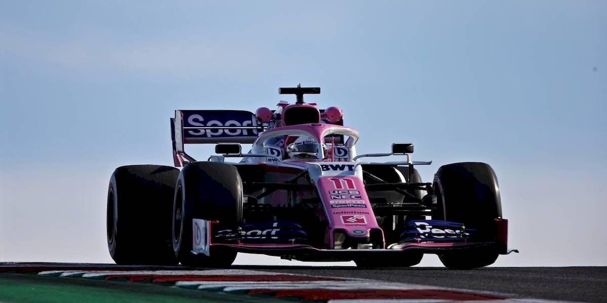 La FIA sanciona a 'Checo' Pérez y arrancará el GP de Estados Unidos desde el pitlane