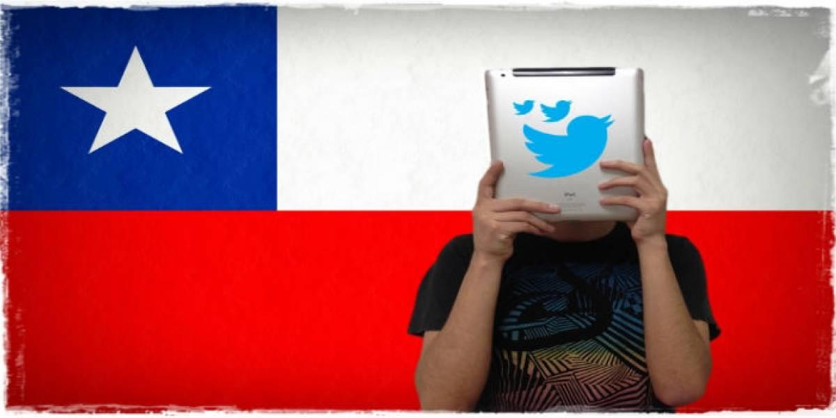 Transparencia de Twitter informa cuánta información legal de cuentas pidió el gobierno de Chile