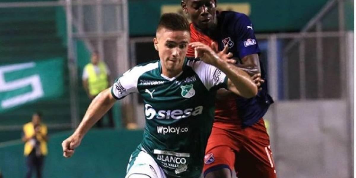Deportivo Cali vs. Medellín: primer round de la final de la Copa