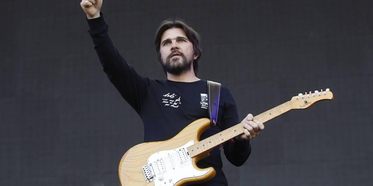 """Juanes anunció el lanzamiento de su nuevo álbum """"Más futuro que pasado"""""""