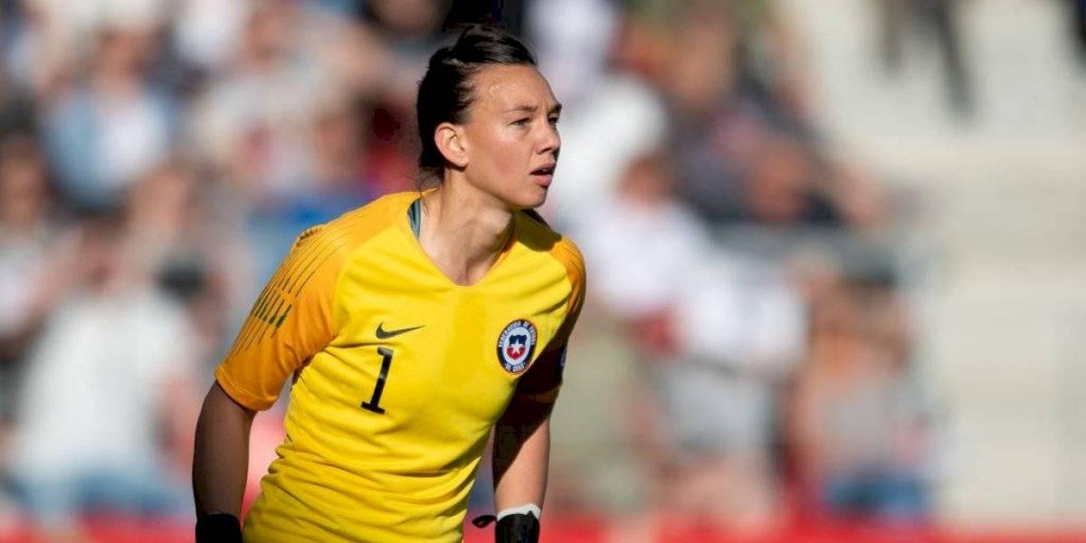 Christiane Endler lidera la nómina de la Roja femenina para los amistosos contra Australia