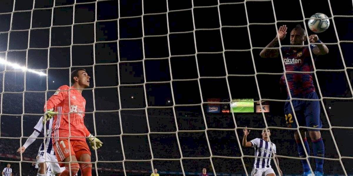 """Ernesto Valverde: """"Necesitamos futbolistas que lleguen al área como Arturo Vidal"""""""