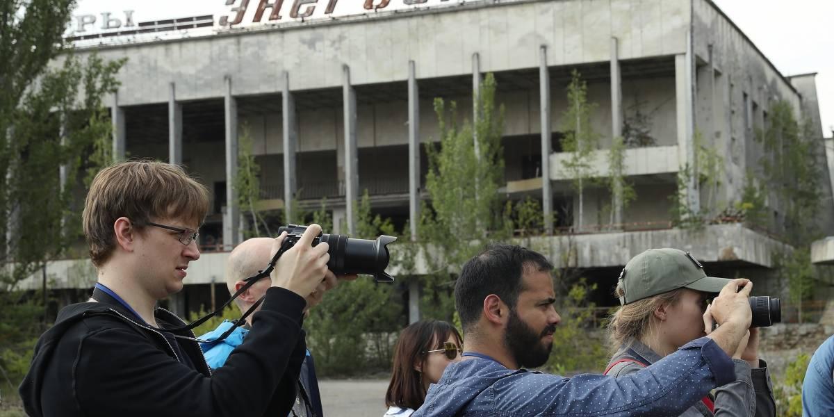 Se dispara récord de turistas en Chernobyl tras estreno de serie