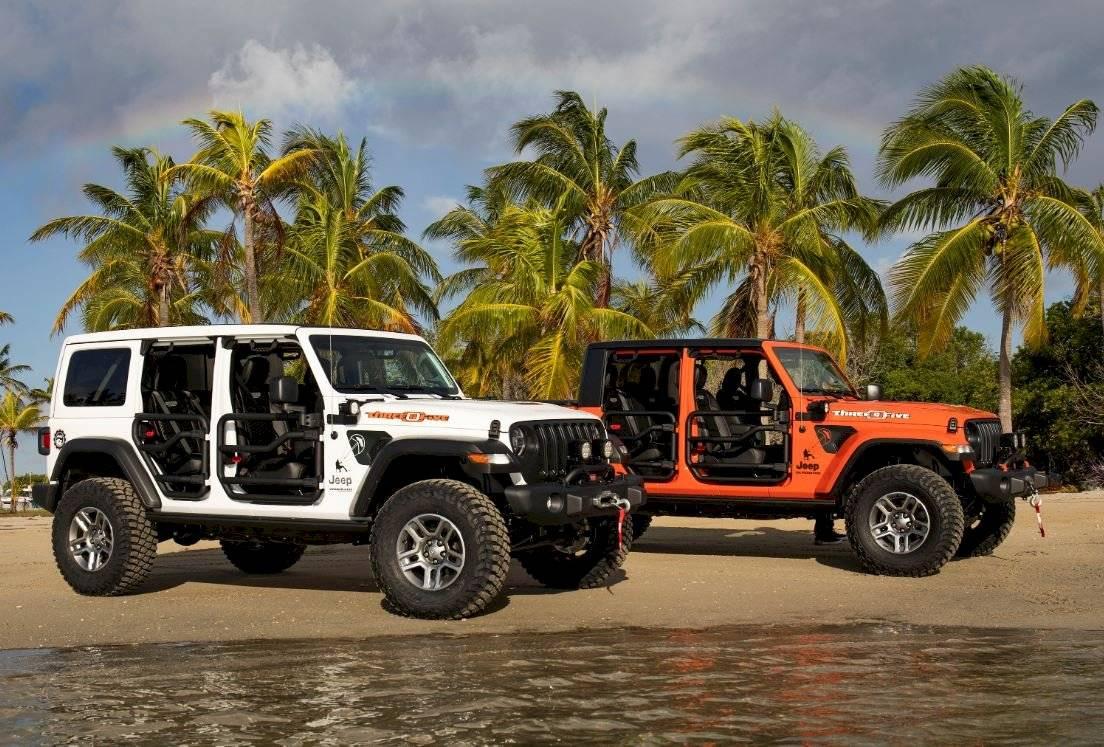 "Jeep Wrangler y Gladiator """